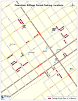 10-Hour Parking Map