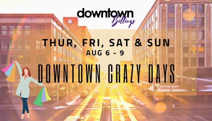 downtown billings events