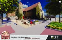 Western Heritage Center Landscape Revitalization