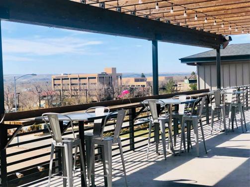 Rooftop patios billings mt