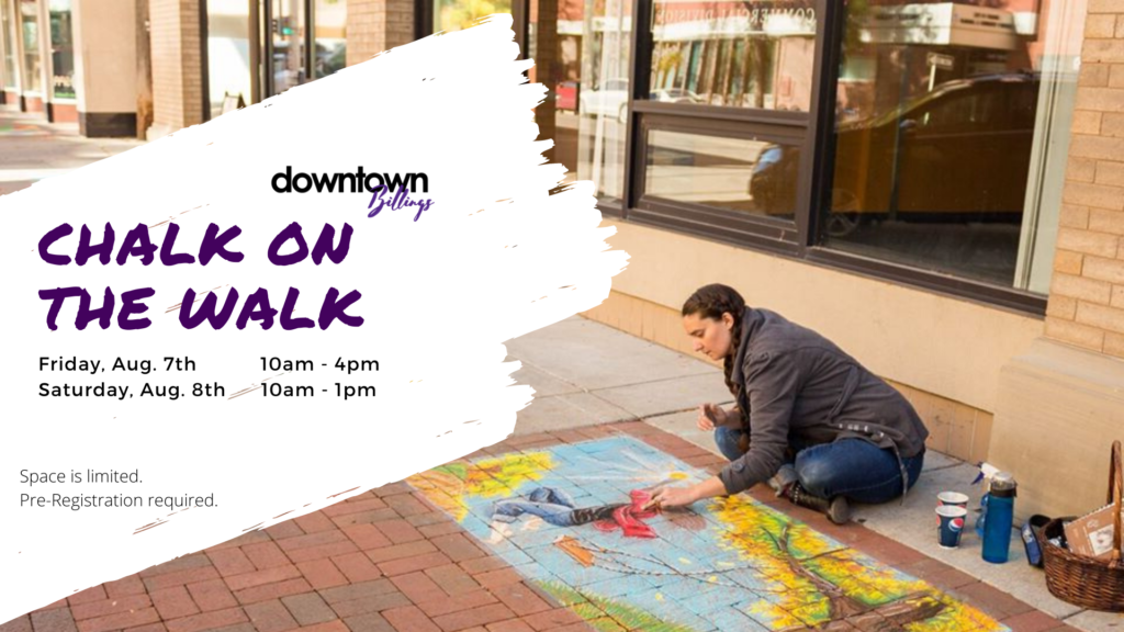 downtown billings mt events