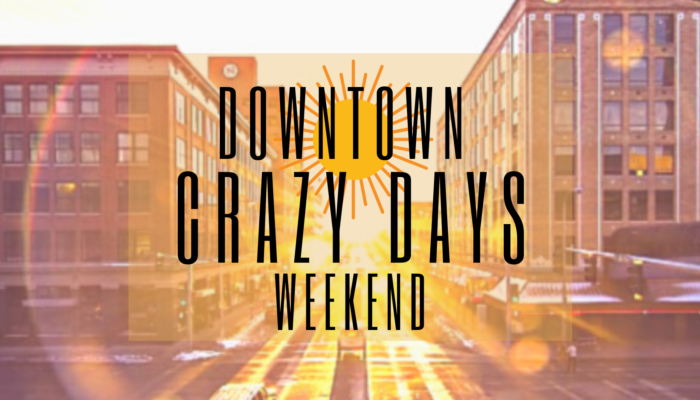 Downtown Billings Crazy Days