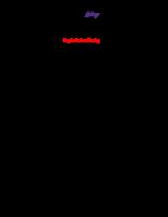 DBP Board Packet