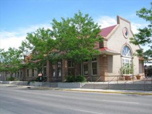 historic depot revitalization project billings mt