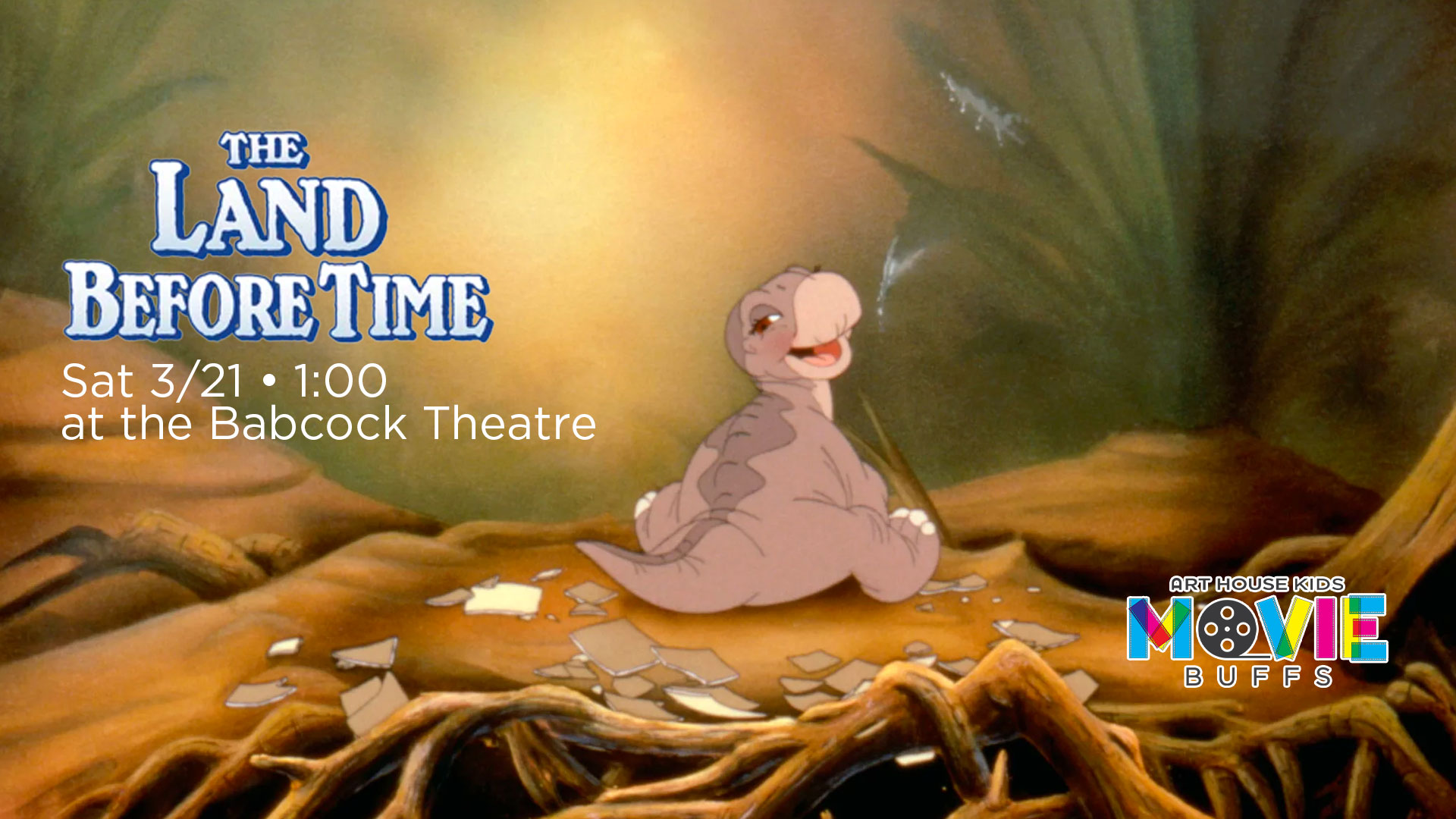 The Land Before Time Art House Kids Downtown Billings Alliance
